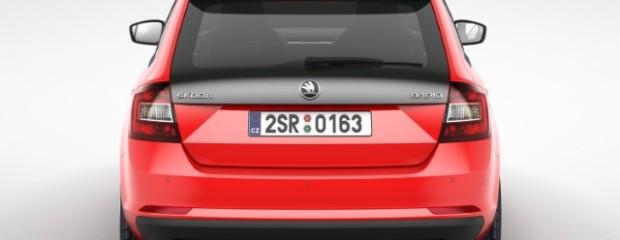Škoda Rapid Spaceback